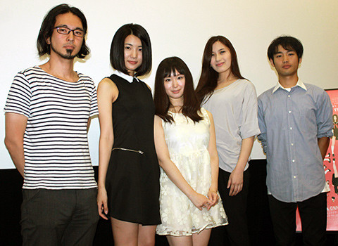 「女の穴」吉田浩太監督がエロ強調も主演・市橋直歩が「それだけじゃない」ときっぱり