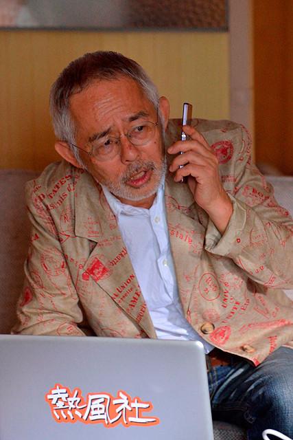 ジブリ鈴木敏夫プロデューサー、実写「パトレイバー」で代理店の胡散臭い男に