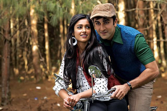 インド映画「バルフィ!」予告で描くろうあの青年と2人の女性の恋愛模様