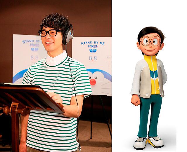 妻夫木聡、3DCGアニメ「STAND BY ME ドラえもん」で大人になったのび太の声優