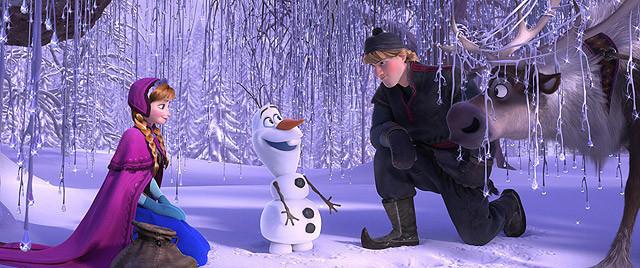 【国内映画ランキング】「アナ雪」首位キープ、「トランセンデンス」が3位、「渇き。」が4位