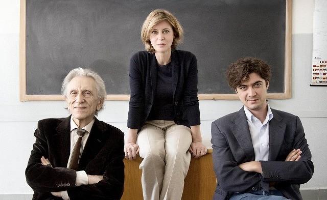 教育現場を通して人生の豊かさを描く「ローマの教室で」予告編