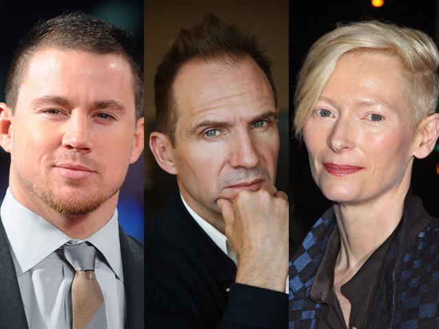 コーエン兄弟新作に、チャニング・テイタム、レイフ・ファインズ、ティルダ・スウィントンが出演?