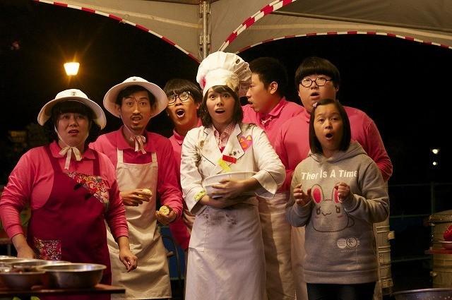 美食の街・台南を舞台に、伝説の料理人の娘が究極の料理に挑む