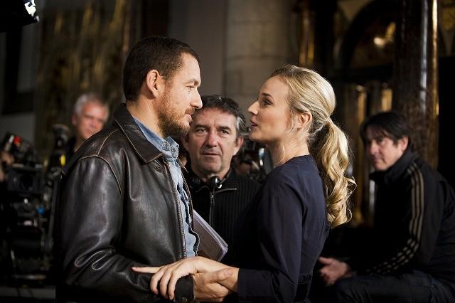 D・クルーガーがラブコメ初挑戦「バツイチは恋のはじまり」がフランス映画祭観客賞受賞!