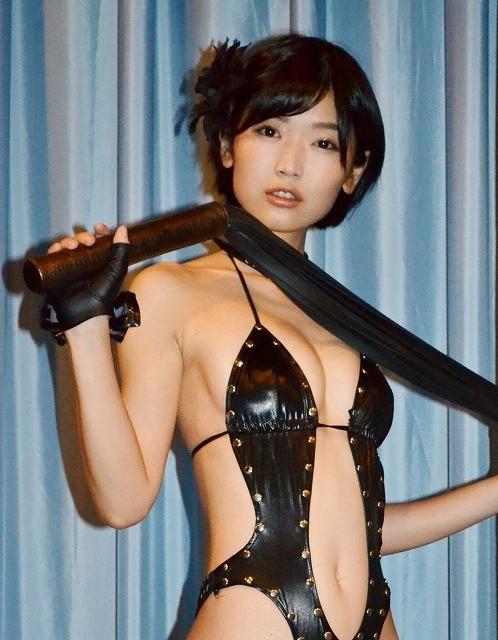 「ちょっとかわいいアイアンメイデン」に主演した 木嶋のりこ