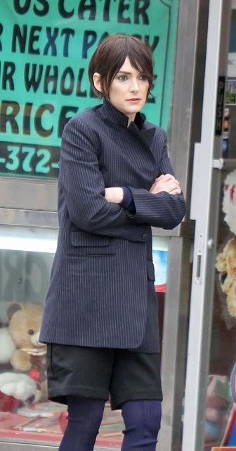 ウィノナ・ライダーが「ラグ&ボーン」の顔に