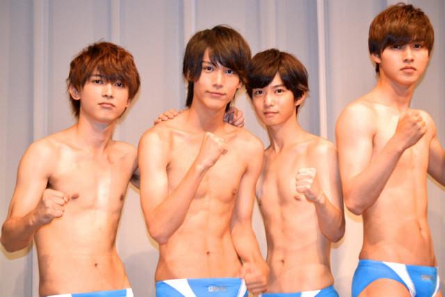 「Hey! Say! JUMP」中島裕翔ら、裸にブーメランパンツで男の友情深める?