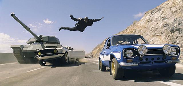「ワイルド・スピード7」全米公開が前倒しに