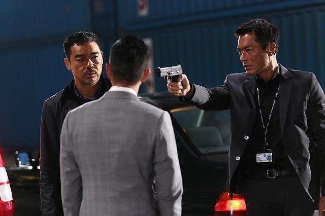 21世紀版「男たちの挽歌」 大ヒット香港ノワール「レクイエム 最後の銃弾」10月公開決定