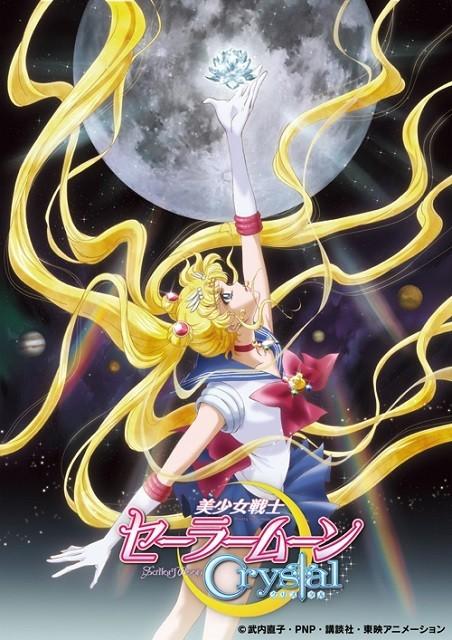 アニメ「美少女戦士セーラームーンCrystal」約2日間で全世界100万視聴を突破