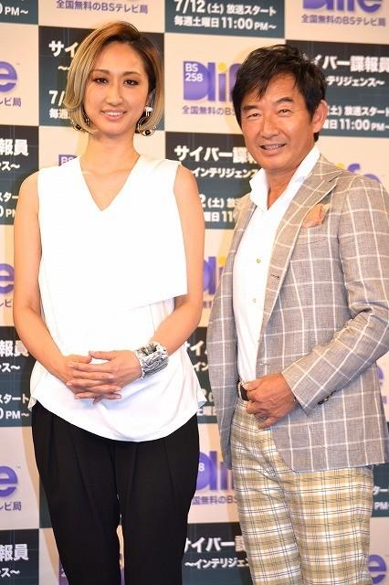 石田純一、愛妻・東尾理子から飛び蹴り食らう「彼女は優秀な諜報員」