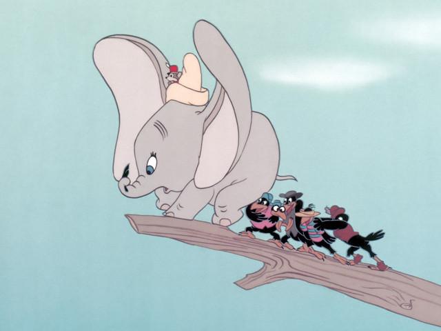 ディズニーがアニメ「ダンボ」を実写映画化