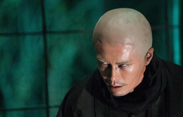 伊藤英明が初の坊主頭に 「喰女 クイメ」劇中劇の「真四谷怪談」で怪演