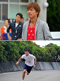 ドラマ「GTO」で共演した EXILE・AKIRAとGENERATIONS・佐野玲於「GTO」