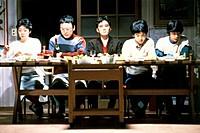 「家族ゲーム」の一場面 (C)1983 日活/東宝