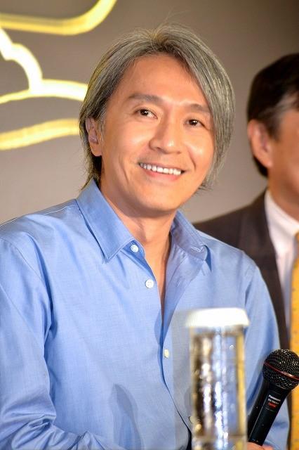 チャウ・シンチー監督、自信作「西遊記」を引っさげ6年ぶりに来日!