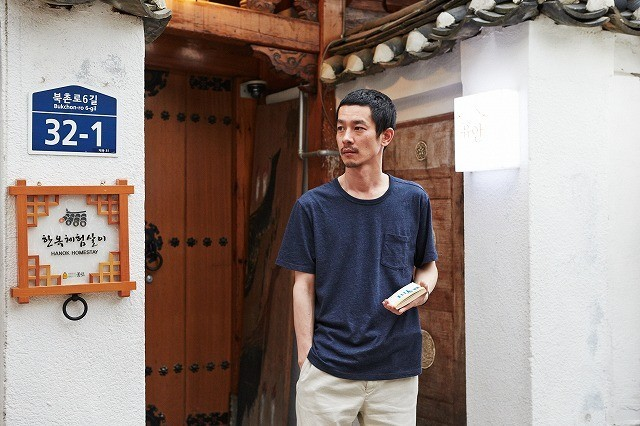 加瀬亮主演、ホン・サンス「自由が丘8丁目」べネチア映画祭オリゾンティ部門出品