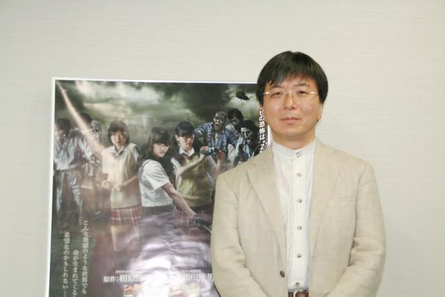 """""""Jホラーの先駆者"""" 鶴田法男監督、満を持して挑んだゾンビ映画を語りつくす"""