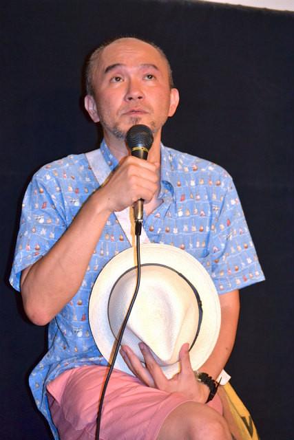 青山真治監督、イタリアの巨匠マルコ・ベロッキオから受けた影響を語る