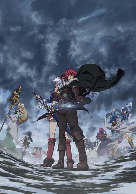 TVアニメ「魔弾の王と戦姫」が10月放送開始!