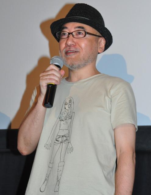 鶴田法男監督、木嶋のりこは壇蜜以上の女優になると太鼓判!