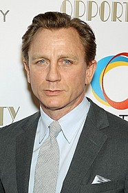 ジェームズ・ボンド役のダニエル・クレイグ「007 スカイフォール」