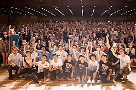「行動代號:孫中山」上映で盛り上がる会場「藍色夏恋」