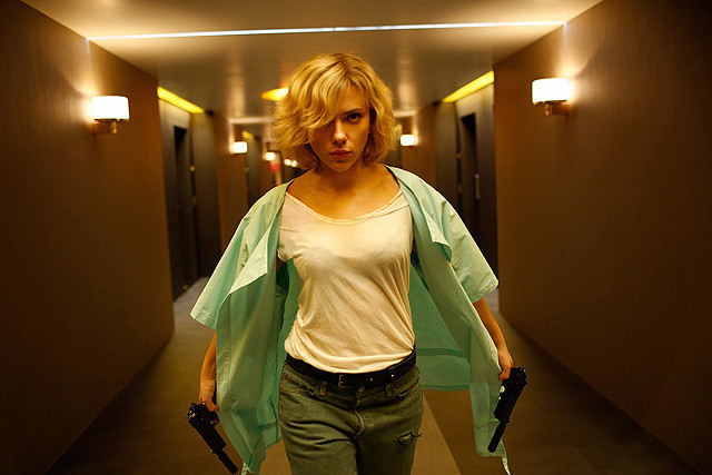 【全米映画ランキング】「LUCY ルーシー」がV。「ヘラクレス」は2位スタート