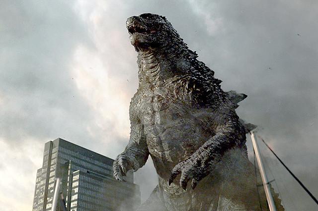【国内映画ランキング】「GODZILLA」首位発進、「エイトレンジャー2」は5位