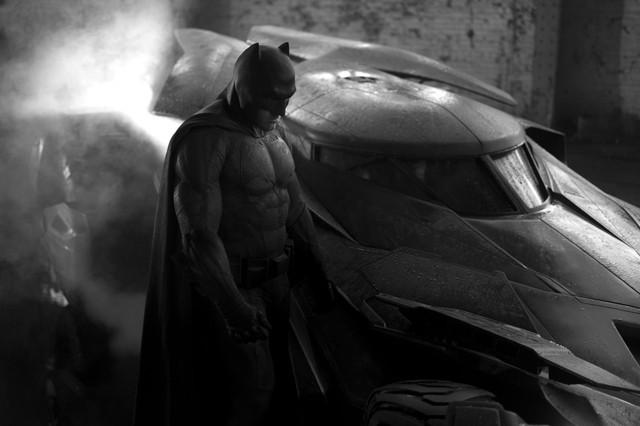 「バットマン v スーパーマン」イメージ画像