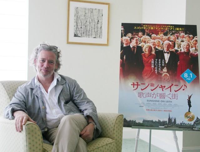 D・フレッチャー、英ミュージカルの映画化に挑んだ「サンシャイン」を語る