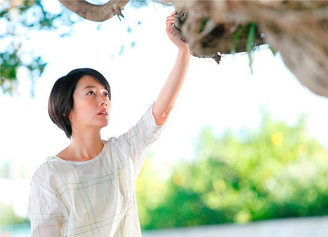 波瑠主演、沖縄の風と緑に包まれるラブストーリー「がじまる食堂の恋」予告編公開