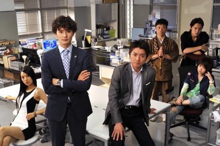 藤原竜也主演のドラマ「ST 赤と白の捜査ファイル」映画化 2015年1月公開