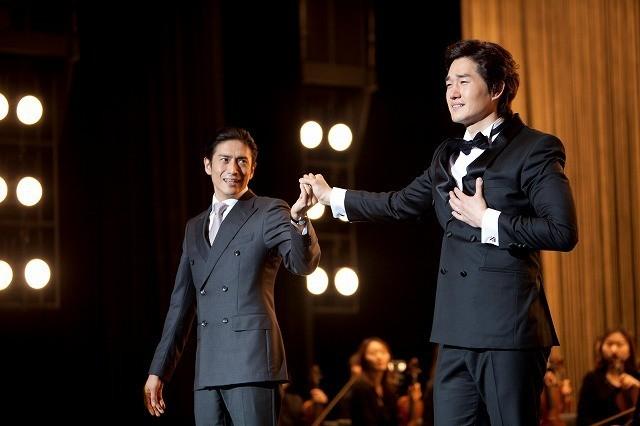 伊勢谷友介出演「ザ・テノール」実在のオペラ歌手の人生を名曲でつづった予告編公開