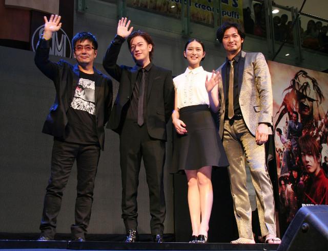 佐藤健「るろ剣」続編2部作に世界が熱狂、53の国と地域で配給決定!