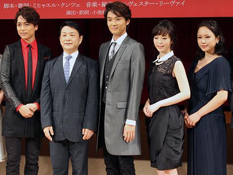 市村正親「モーツァルト!」での復帰誓うメッセージに井上芳雄ら共演者も太鼓判