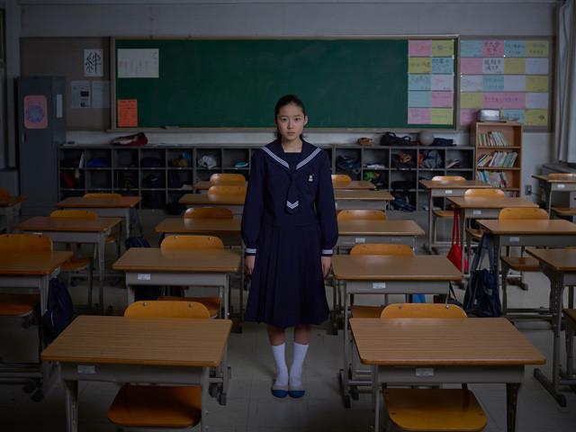 「ソロモンの偽証」主演女優決定!1万人オーディションから選ばれた藤野涼子役の特写を入手