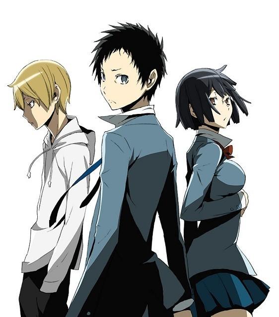 TVアニメ「デュラララ!!×2」15年1月から放送開始!