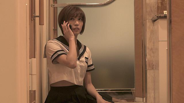 「トリハダ 劇場版2」予告編公開 映画初出演の大島麻衣がセーラー服姿で大胆演技