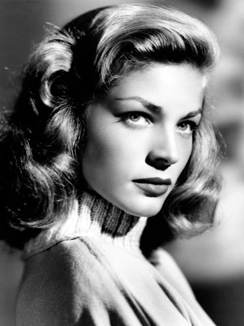 大女優ローレン・バコールさん、89歳で死去