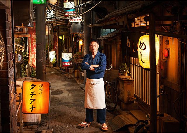「深夜食堂」2015年1月に映画化 ドラマ第3弾も10月放送決定