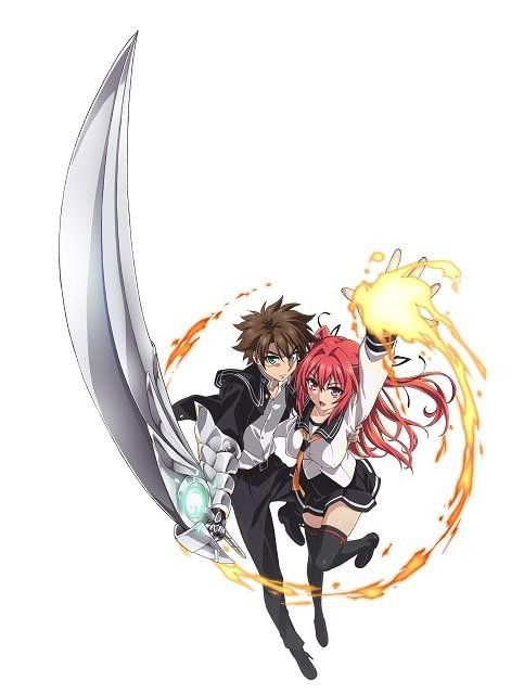 ライトノベル「新妹魔王の契約者」がアニメ化決定&2015年放送開始