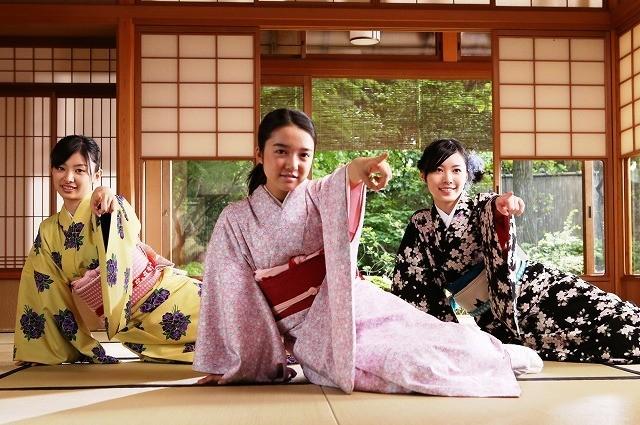 上白石萌音、松井珠理奈&武藤十夢との方言ラップ「きついっしょ」がサントラに収録
