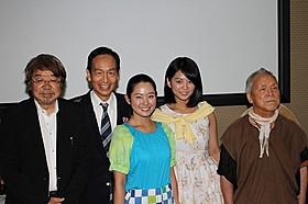 デビュー作で主演する白波瀬海来「セシウムと少女」