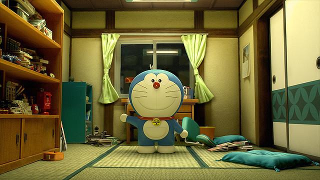 【国内映画ランキング】「ドラえもん」V2、「ホットロード」が大健闘の2位