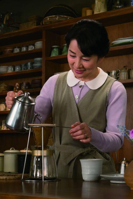 「ふしぎな岬の物語」前売り特典で、吉永小百合のコーヒー点前初披露イベントが当たる!