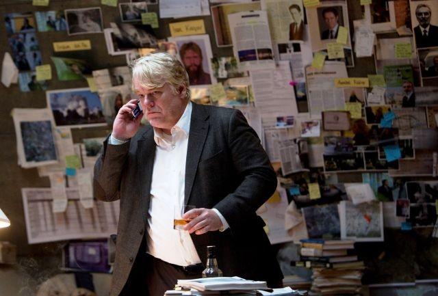 P・S・ホフマンさん最後の主演作「誰よりも狙われた男」予告で描く諜報戦
