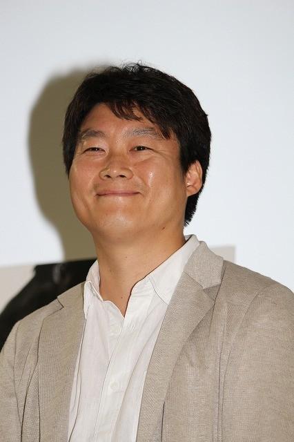 イ・ジョンボム監督「泣く男」引っさげ来日「泣いて終わる作品は最後」と宣言