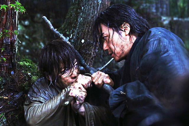 「るろ剣」完結編、TVスポットで比古清十郎「バカ弟子」お披露目